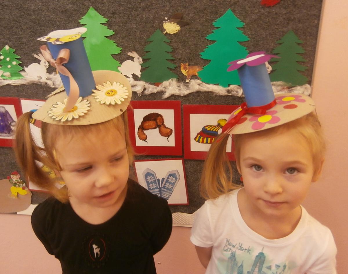 Как сделать шляпу на конкурс в Детский сад своими руками? 6